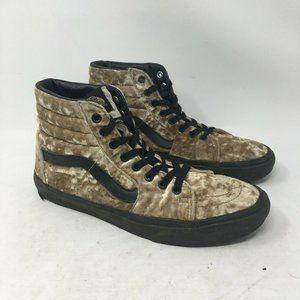 VANS Shoes - Vans Skateboard Shoe Sneaker High Top Lace Up Velv